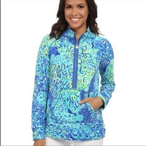 Lilly Pulitzer Lilly's Lagoon Popover